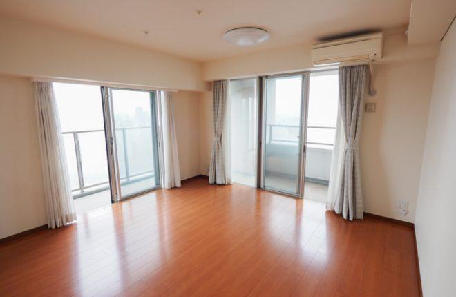 上本町で超贅沢!超便利!な高級マンションに月27万円で住まう!