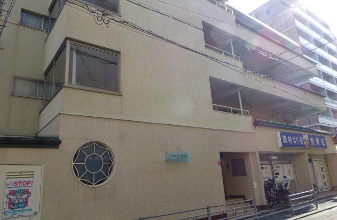 鶴橋駅から徒歩1分の賃貸マンション